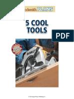 5 Cool Tools
