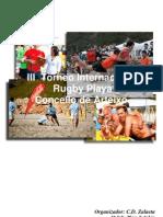 Dossier Torneo 2010
