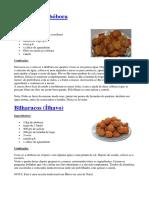 Doces Regionais Portugueses