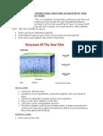 Physiology of Tear Production