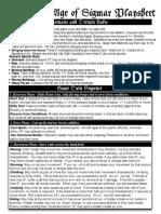 Mordheim AOS Playsheet 0.5.4