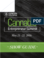 Cannabis Entrepreneur Summit [May 21-22] LIVE stream Guide