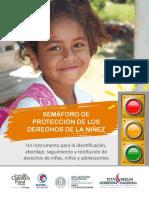 Semáforo de Protección de los Derechos de la Niñez y la Adolescencia