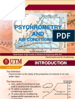 Topic6-Psychrometric