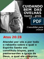 Cuidando Bem Das Ovelhas_consolidar Paracrescer
