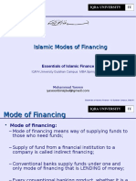 6th Mode of Financing
