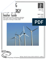Exploring Wind Energy - Teacher