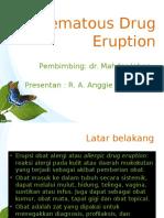 Exanthematous Drug Eruption (Referat)