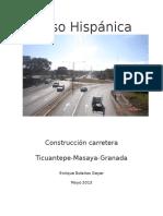 Caso Hispánica