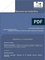 Himno Nacional Costarica