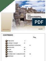 8. Indicadores Cusco_2015