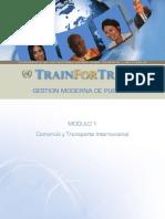 Comercio y Transporte Internacional