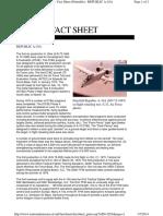 A-10A USAF Fairchild