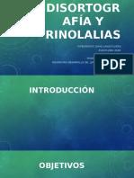 Disortografía y Rinolalias