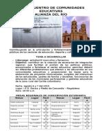 5to Encuentro de Comunidades Educativas Alianza Del Río