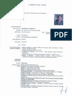 CV prof .Gheorghe Gheorghe