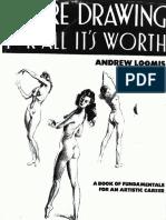 Loomis Figure Drawing Pdf