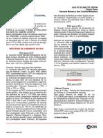 RECURSO ORDINARIO CONSTITUCIONAL
