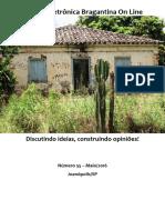 Revista Eletrônica Bragantina On Line - Maio/2016