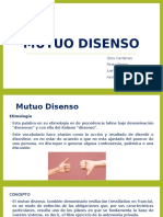 Mutuo Disenso - Expo Final