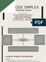 Metode Simplex(1)