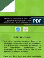 Diapositvas Proyecto Aplicado Comida Light