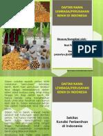 119154001 Nama Dan Alamat Perusahaan Benih Di Indonesia Haripras 2013 Ver 01