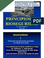 PRINCIPIOS EN BIOSEGURIDAD