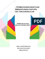Perancangan Gapura desa.pdf