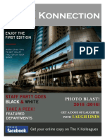 The K Konnection's First Edition!