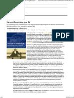 Crítica de 'Fiscalidad Voluntaria', De Peter Sloterdijk_ La Orgullosa Mano Que Da _ Babelia _ EL PAÍS