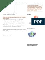 Gestion Presupuestaria_ Tema_4 El Sistema Nacional de Planificación Venezolano