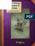 Darwin's Catalogue - Beastmen of Britain