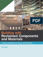 Reutilización de Materiales y Elementos de Construcción - Bill Addis