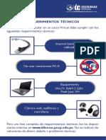 Requeriminetos Tecnicos Al 05.12.14