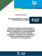 Documento Discapacidad DDS - CEDAVIDA