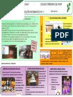 Genesis Silva 5C- Boletin informativo♥