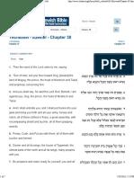 yechezkel - chapter 38 - tanakh online - torah - bible