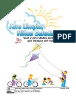 Spanish - Clean Air Healthy Children (Air, Asthma, Health), Grades K-3