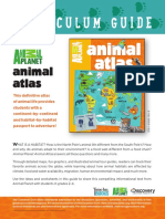 Animal Planet Animal Atlas Curriculum Guide