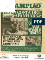 41 - Lampiao Da Esquina Edicao 37 - Julho 1981