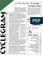 Cyclegram Sept/Oct 1998