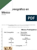 Arte Coreografico en Mexico