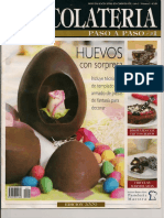 Revista Chocolateria Paso a Paso n 10001