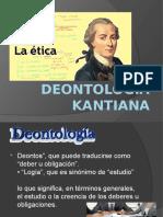 deontologia kantiana