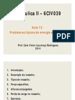 Aula 14 e 15 - Ressalto hidráulico.pdf