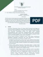 Surat Edaran Menteri PU Nomor  11 Tahun 2016.pdf