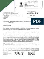 Respuesta Secretaria Del Habitat 02 de Septiembre de 2015