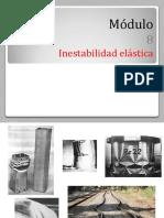Módulo 8 (Inestabilidad elástica)