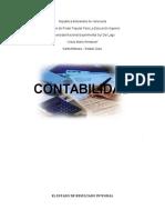 Informe de Contabilidad